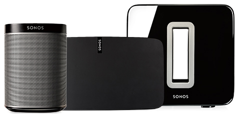Systemy audio Sonos