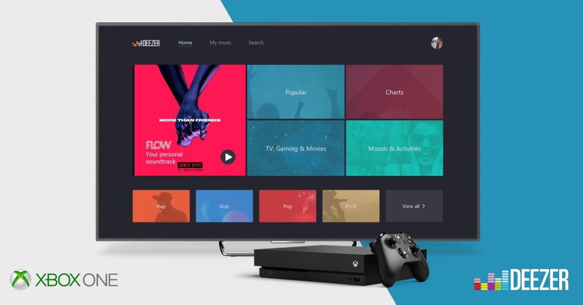 Deezer on Xbox One - Music streaming